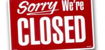 February 20th PCA will be closed